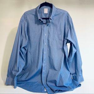 Brooks Brothers Blue Dress Shirt